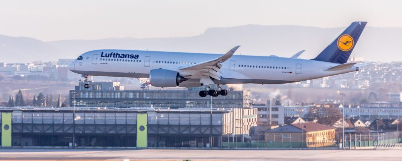 Lufthansa A350 new destinations