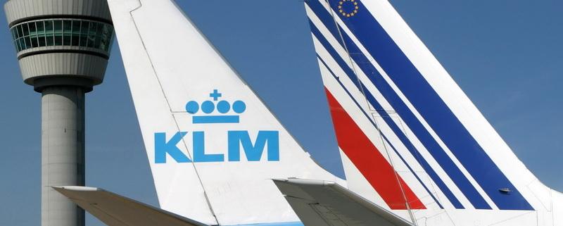 Air France-KLM mit neuem Sommerflugplan 2018